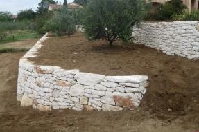 mur soutenement